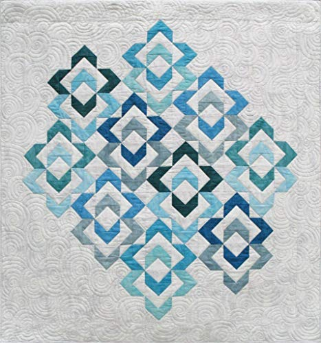 Love Links Quilt Pattern to use with Studio 180 Designs Wing Clipper Tool