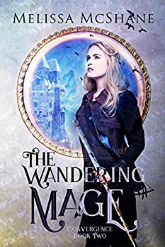 The Wandering Mage by Melissa McShane fantasy book reviews