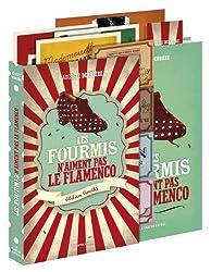 Les Fourmis n'aiment pas le flamenco - Ed. Limitée