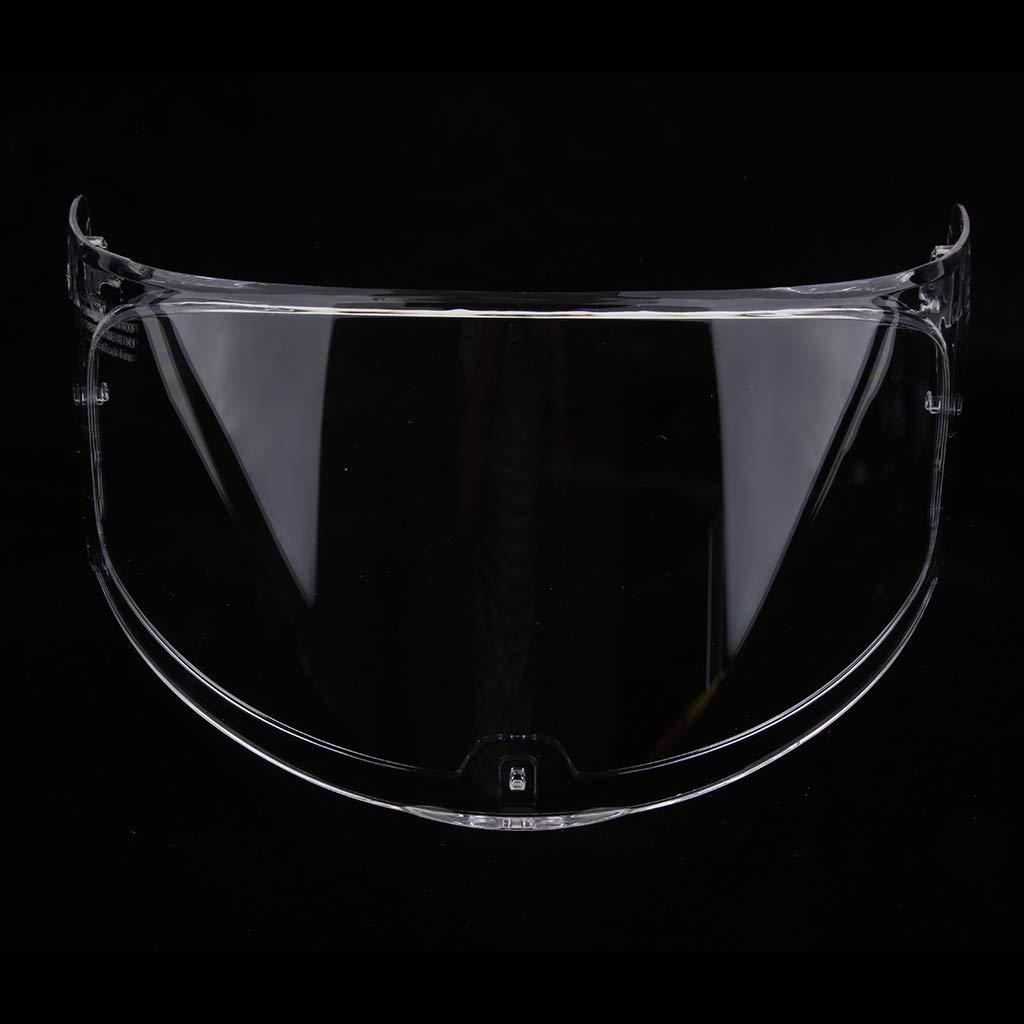 H HILABEE Motocicleta Flip Up Visor Shield Lens Piezas De Motocicleta Para LS2 FF320 328 353