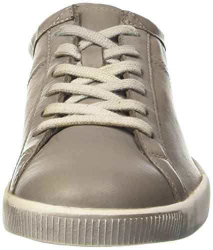Grigio Sneaker 533 Taupe Tom Softinos Washed Uomo wIFqRET