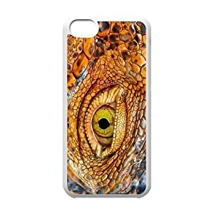 Snake Unique Fashion Printing Phone Case for Iphone 5C,personalized cover case ygtg533345