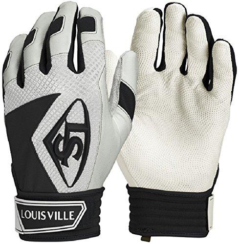 Louisville Slugger Series 7 Batting Glove, Navy, - Glove Louisville Leather Slugger Softball