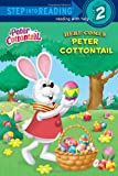 img - for Here Comes Peter Cottontail (Peter Cottontail) (Step into Reading) book / textbook / text book