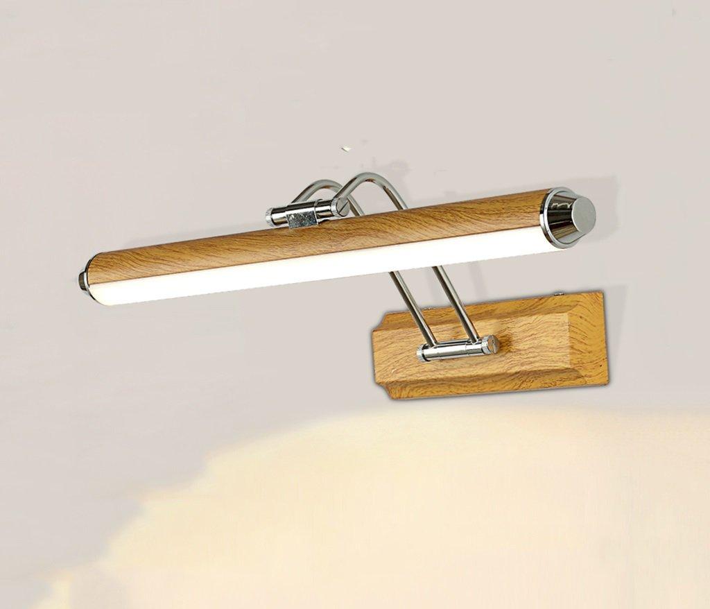 badezimmerlampe Modernes Spiegel-vorderes beleuchtet Badezimmer LED beleuchtet kreative Wand-Lampen-Kosmetik-Spiegel-Beleuchtung, die Kabinett-Kabinett-Lichter verdunkelt (Größe   65cm)