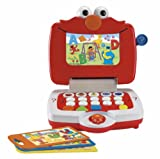 sesame street elmo slide - Fisher-Price Sesame Street Elmo's Learning Fun Laptop