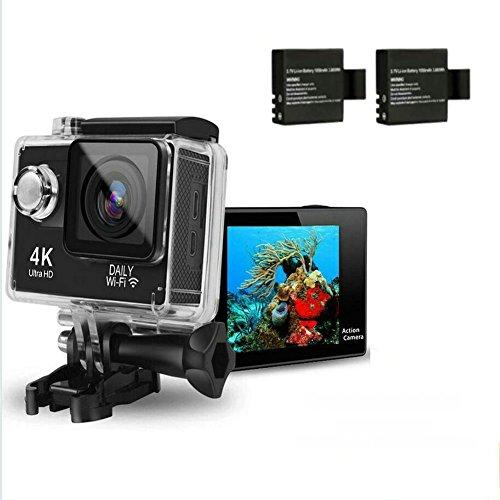 DAILY Original Mini Ultra 4K HD1080P WiFi DV Action Sports Camera Waterproof Camcorder