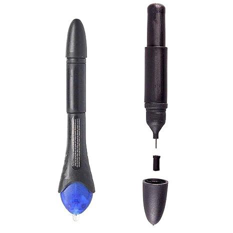 5 Segundo solución rápida pegamento líquido Pen luz UV herramienta de reparación de super potencia líquido