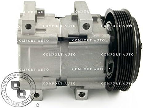 1994-1997 Mazda B2300 NEW A//C Compressor With Clutch 1998-2001 Mazda B2500 L4 2.5L