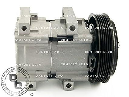 Amazon.com: 1992 - 2001 Ford Ranger L4 2.5L NEW A/C Compressor With Clutch: Automotive
