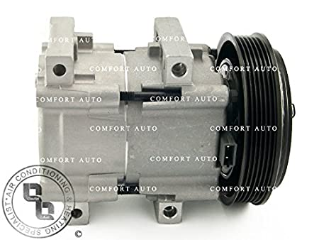 Amazon.com: 1992 - 2001 Ford Ranger L4 2.5L NEW A/C Compressor With Clutch: Automotive