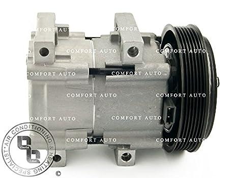 1992 - 2001 Ford Ranger L4 2.5L Nueva a/c Compresor con embrague: Amazon.es: Coche y moto