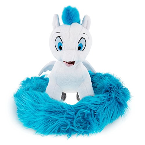 Disney Hercules Pegasus Horse Long Tail Stole Boa Scarf Plush Doll