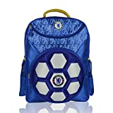 Chelsea FC Kid's Backpack with Raised Ball Design