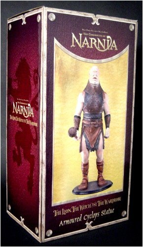 - The Chronicles of Narnia Limited Edition Armoured Cyclops Statue