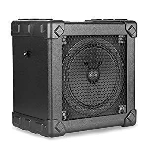 neewer nw 10 10 watt electric guitar amplifier with delay chorus reverb effect bass. Black Bedroom Furniture Sets. Home Design Ideas