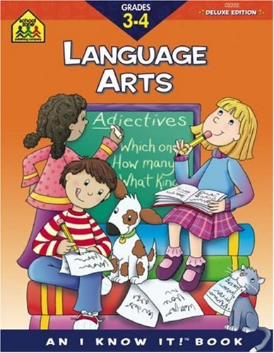 Language Arts 3-4 by School Zone