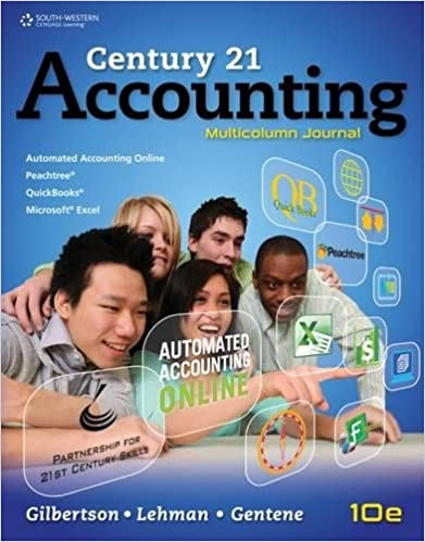 Amazon century 21 accounting multicolumn journal accounting i century 21 accounting multicolumn journal accounting i 10th edition fandeluxe Gallery
