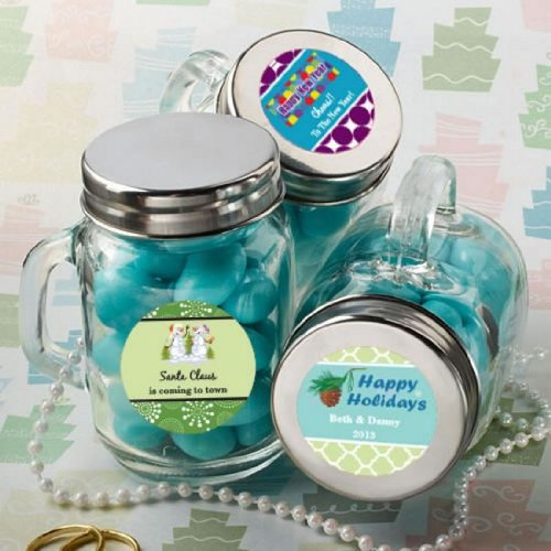 Large Hurricane Jars (Set of 3) by Generic