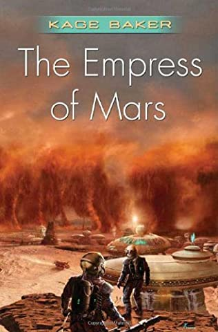 book cover of The Empress of Mars