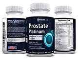 Prostate Support Supplement with Saw Palmetto Extract | Reduces Frequent Urination & Promotes Healthy Flow | Natural DHT Blocking Complex with Beta Sitosterol & Pygeum | 60 Capsules Review