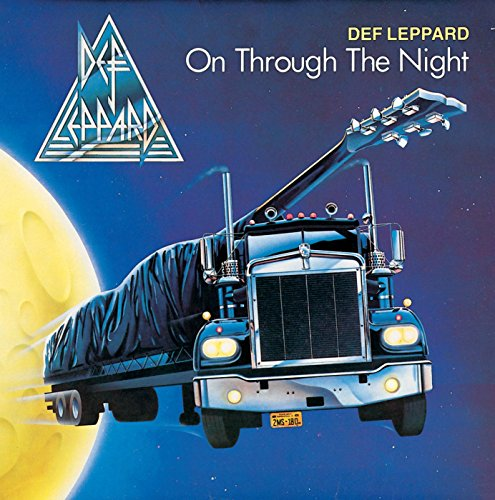 CD : Def Leppard - On Through the Night