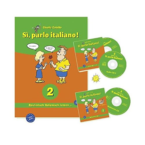 Sì, parlo italiano! 2: Das Paket