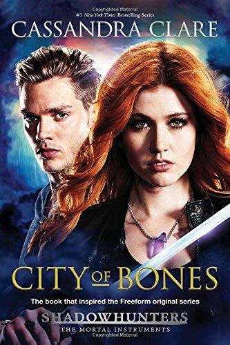Amazon.com: City of Bones: TV Tie-in (1) (The Mortal Instruments ...