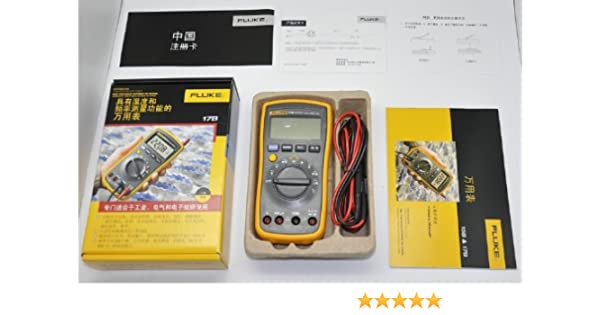 Fluke 17B Digital Multimeter F17B