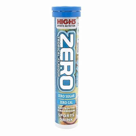 HIGH5 ZERO Tropical, 20 Stück Packung für 15l zuckerfreies Iso ...