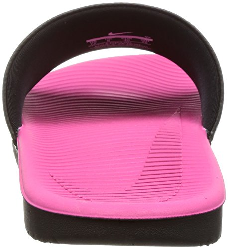 Zapatos NIKE para 001 Vivid Playa Slide Piscina Mujer Black Pink Kawa PS GS de y Multicolor qIOqrRzwZ