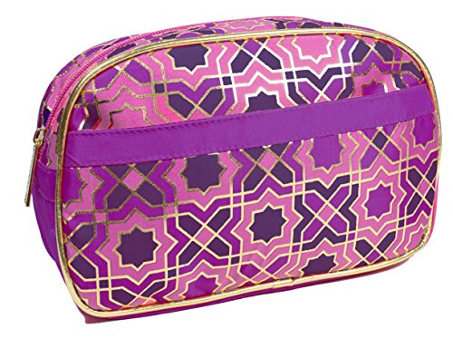 Modella Moroccan Hues Collection Cosmetic Large Organizer