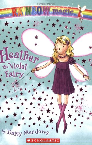 (Heather the Violet Fairy (Rainbow Magic)