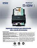 Epson WorkForce ES-500W Wireless Color Duplex