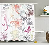Country Decor Shower Curtain S