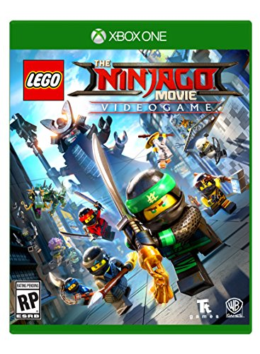 Lego Ninjago Movie Video Games Xbox One