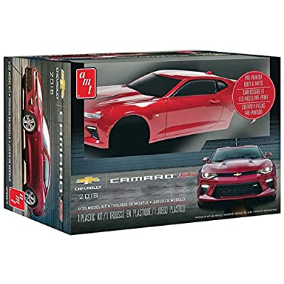2016 Chevy Camaro SS (Pre-Painted): Toys & Games