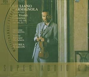 Late Violin Concertos