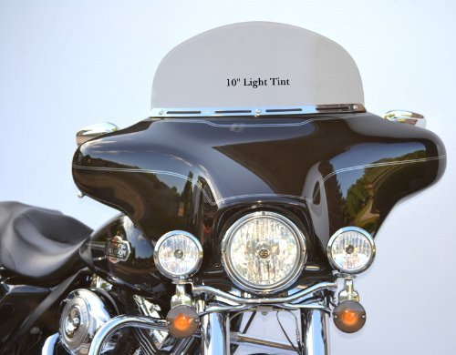 Windshield For Harley Ultra Classic: Amazon.com