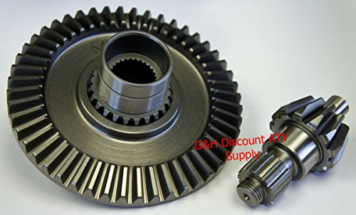 NEW Honda TRX 350 400 AT Rancher Rear Differential Ring & Pinion Gear Set