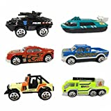 TOP Gift Kids Toys, Educational Hot Wheels Toys Cars for 2-6 Year Old Boys Toys for 2-6 Year Old Girls Gifts for 2-6 Year Old Girls Boys Toys for a Toddlers Multicolor TGTC16