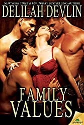 Family Values (Lone Star Lovers)