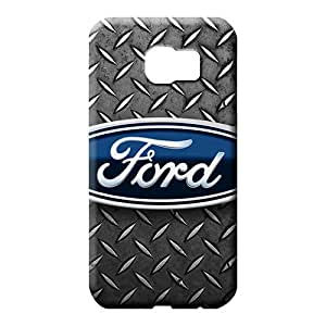 samsung galaxy s6 basketball cases PC cover New Arrival ford logo hq