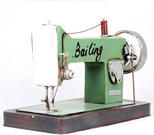 SU@DA Metálicas decorativas apoyos del modelo de máquina de coser ...