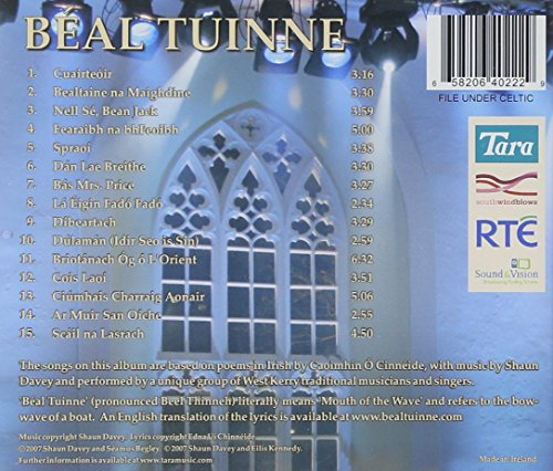 Beal Tuinne Live at St. James Church Dingle by Tara Music (Image #1)