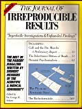 The Best of the Journal of Irreproducible Results, George H. Scherr, 0894805959