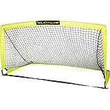 Franklin Sports Blackhawk Portable Soccer Goal – Pop-Up Soccer Goal – Portable Soccer Net – Available in Multiple Sizes