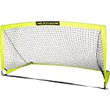 Franklin Sports Blackhawk Portable Soccer Goal - Large - 6.5 x 3.25 Foot