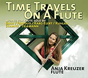 TIME TRAVELS ON A FLUTE / VARIOUS