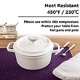 Home Brilliant Placemats Set of 4 Heat Resistant